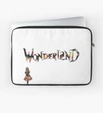 Alice in Wonderland pillow, phone case, laptop cover, posters Laptop Sleeve