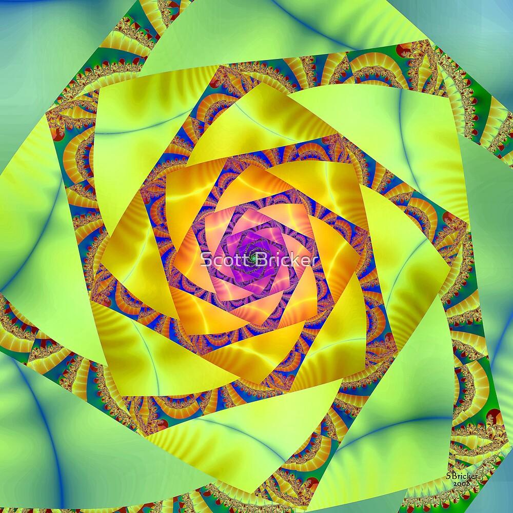 'Ribbonspiral' by Scott Bricker