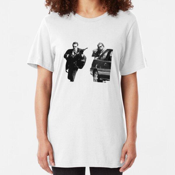 Heat - Heist Slim Fit T-Shirt