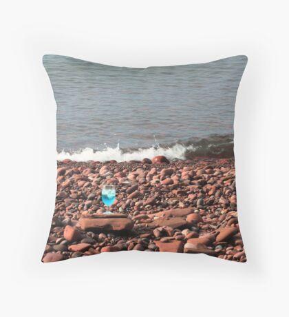 Sex on the Beach Throw Pillow