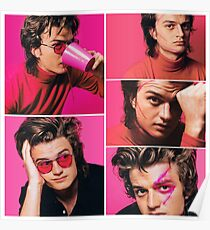 Póster Pink Keery