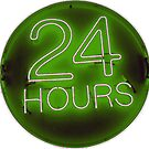 24 hrs green by bywhacky