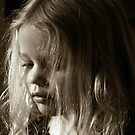 Katherine at Four by Margaret Shark