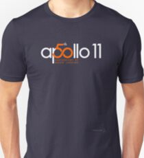 Apollo 11 - celebrate the 50th anniversary of moon landing #2 Unisex T-Shirt