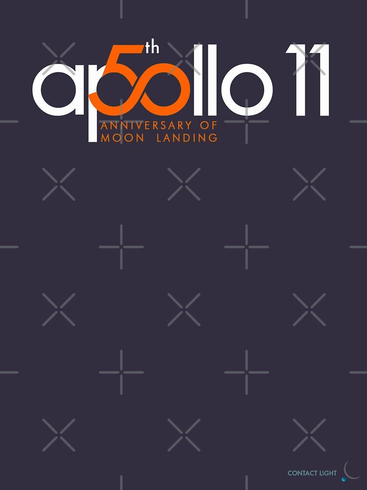 Apollo 11 - feiern Sie den 50. Jahrestag der Mondlandung # 2 von Contactlight69