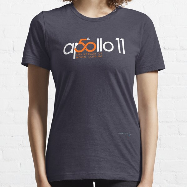 Apollo 11 - celebrate the 50th anniversary of moon landing #2 Essential T-Shirt