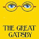 The Great Gatsby Poster by Olivia McNeilis