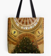 Capitol Christmas Tote Bag