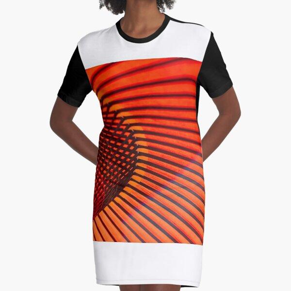 Texture exotique Graphic T-Shirt Dress