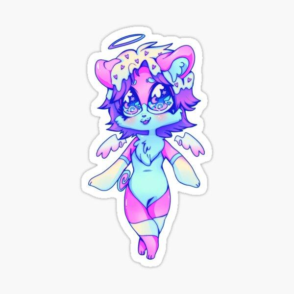 angel percie Sticker