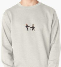 loving is easy dudes Pullover