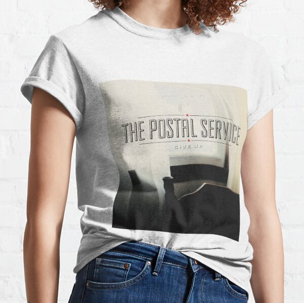The Postal Service - Give Up Classic T-Shirt