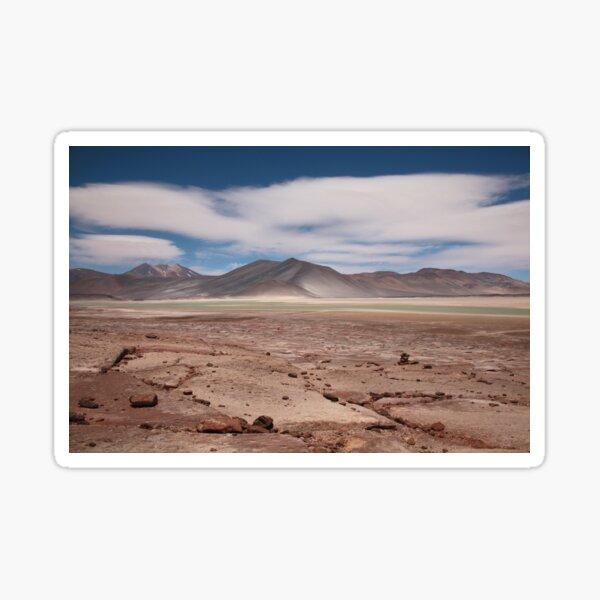 South America Trip 20 Sticker