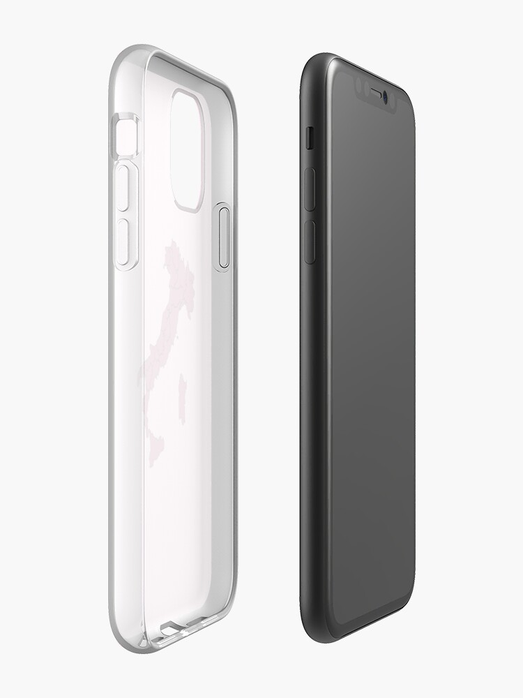 Coque iPhone « Italie », par VeroRouge