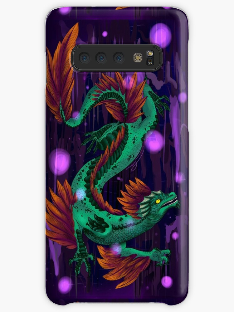 'Rock Drake- Ark: Aberration' Case/Skin for Samsung Galaxy by Lellow berry