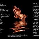 ThankfulnessII.... by Amber Elizabeth Fromm Donais