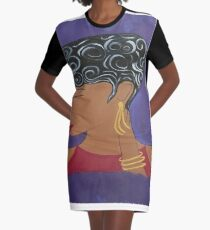 Donna Graphic T-Shirt Dress