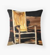 Oh the Stories !!!!!!! Throw Pillow