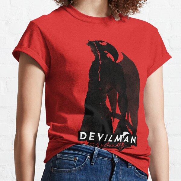 DEVILMAN crybaby Classic T-Shirt