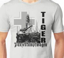 tiger tank Panzerkampfwagen Unisex T-Shirt