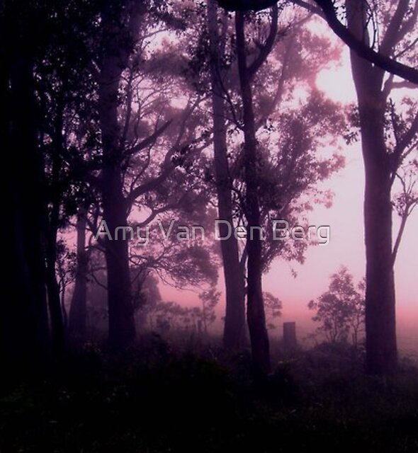 Forest of Epacse  by Amy Van Den Berg