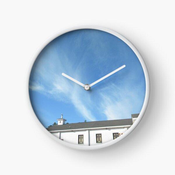 Angels Over Oak Grove Baptist Clock