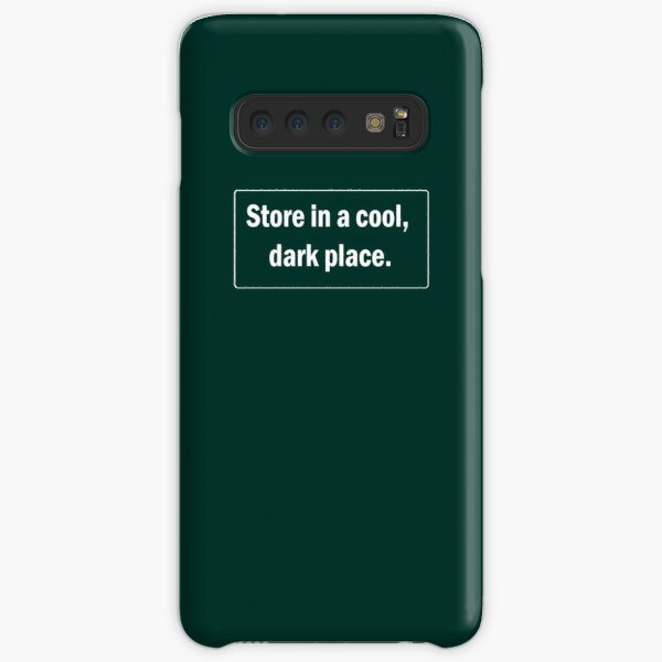 Store in a cool, dark place. Samsung Galaxy Snap Case