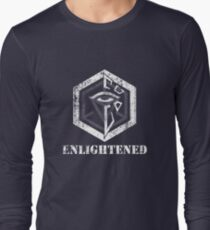 ENLIGHTENED - Ingress Long Sleeve T-Shirt