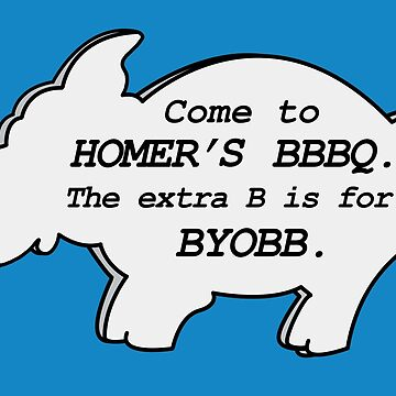 Homer's BBBQ by rockbottomau