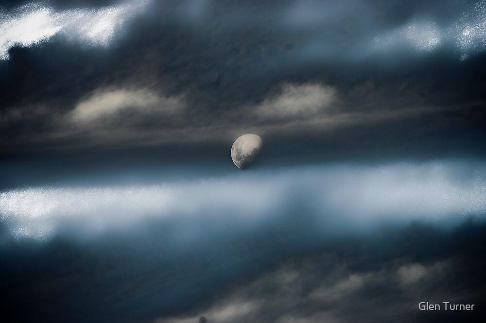 Cloud Moon by Glen Turner