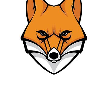 Funny Fox Shirt - Gift For Fox Lovers  by Galvanized