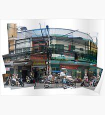 Saigon - Street Life Poster