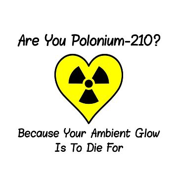 Chemistry Polonium Joke by TheLoonMoon