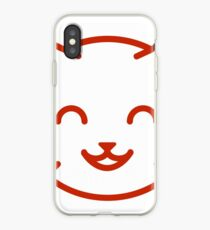 relax kitty iPhone Case