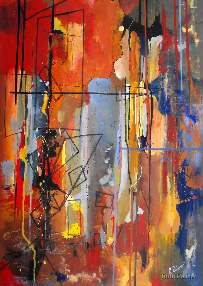 Rain Down by Ruth Palmer