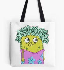 Spongebob Sanctuary Snail Collector Tote Bag