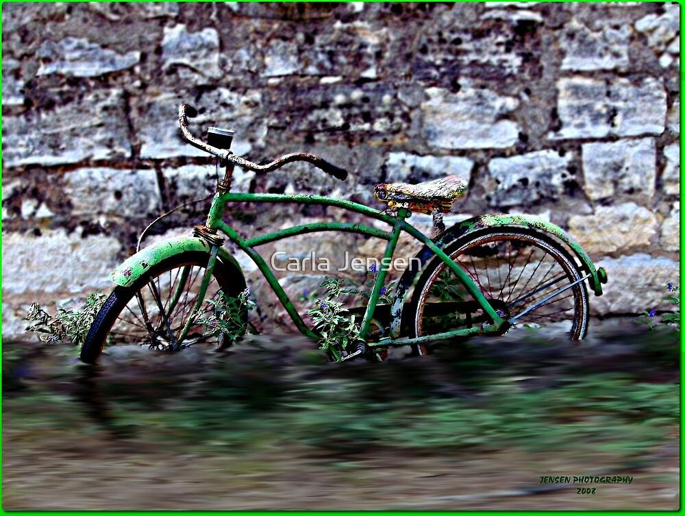 Grandpa's Old Ride by Carla Jensen