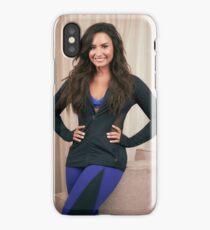 Demi Lovato Fabletics iPhone Case/Skin