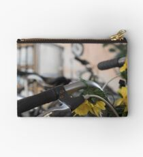 Street art and pushbikes  Studio Pouch