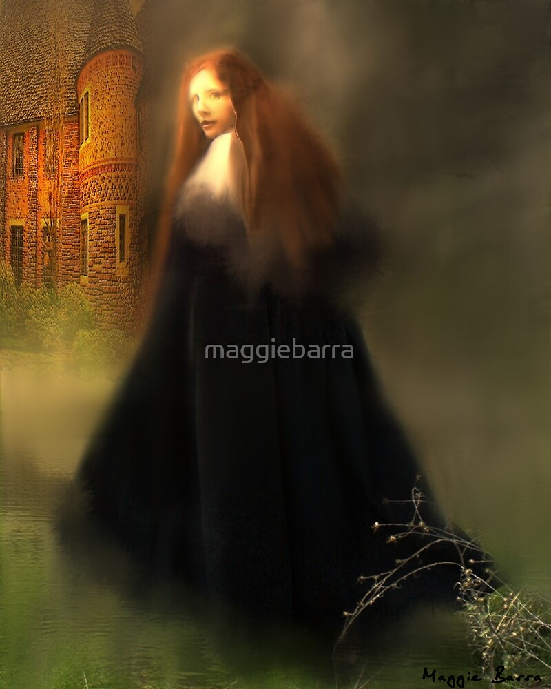 Young Bess by maggiebarra
