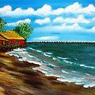 Down By The Shore by WhiteDove Studio kj gordon