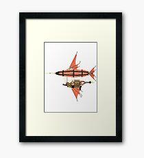 The Goldfish Framed Print
