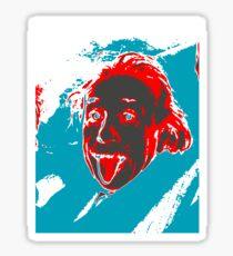 MC Albert Squared Sticker