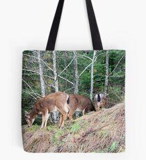 """""""Black Tail Deer"""" Tote Bag"""