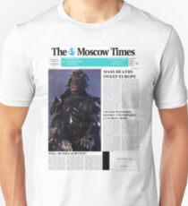 7 Days Later - The Moscow Times Unisex T-Shirt