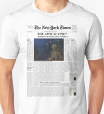 7 Days Later - The New York TImes Unisex T-Shirt