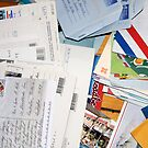 Mail from the Past! by Lesley  Hill