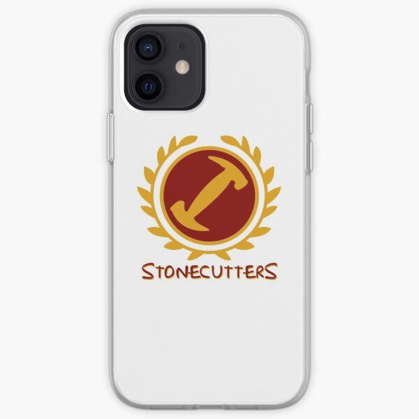 Stonecutters iPhone Soft Case