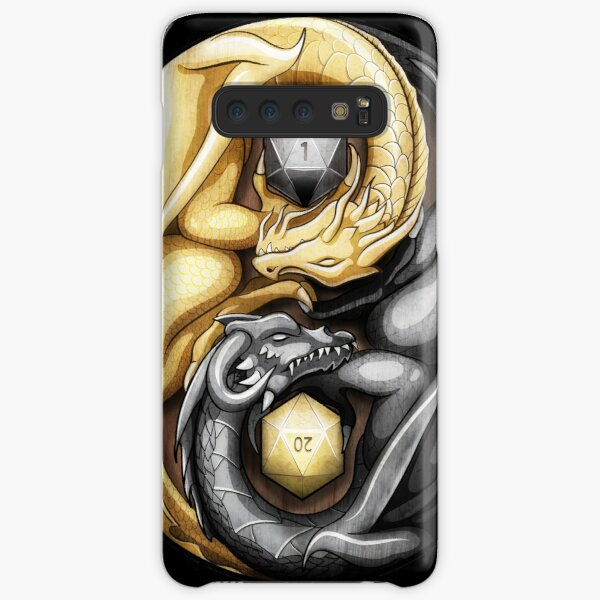 Balanced Dragons D20 Samsung Galaxy Snap Case