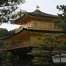 The Golden Temple by Dene Wessling
